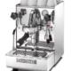 Espressomaschine Expobar Office Leva aus Edelstahl mit Siebträger