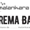 Label Malankara Crema Bar auf Kaffeepackung