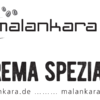 Label Malankara Crema Speziale auf Kaffeepackung